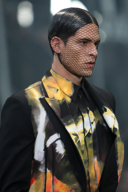 givenchy AW 2014 menswear