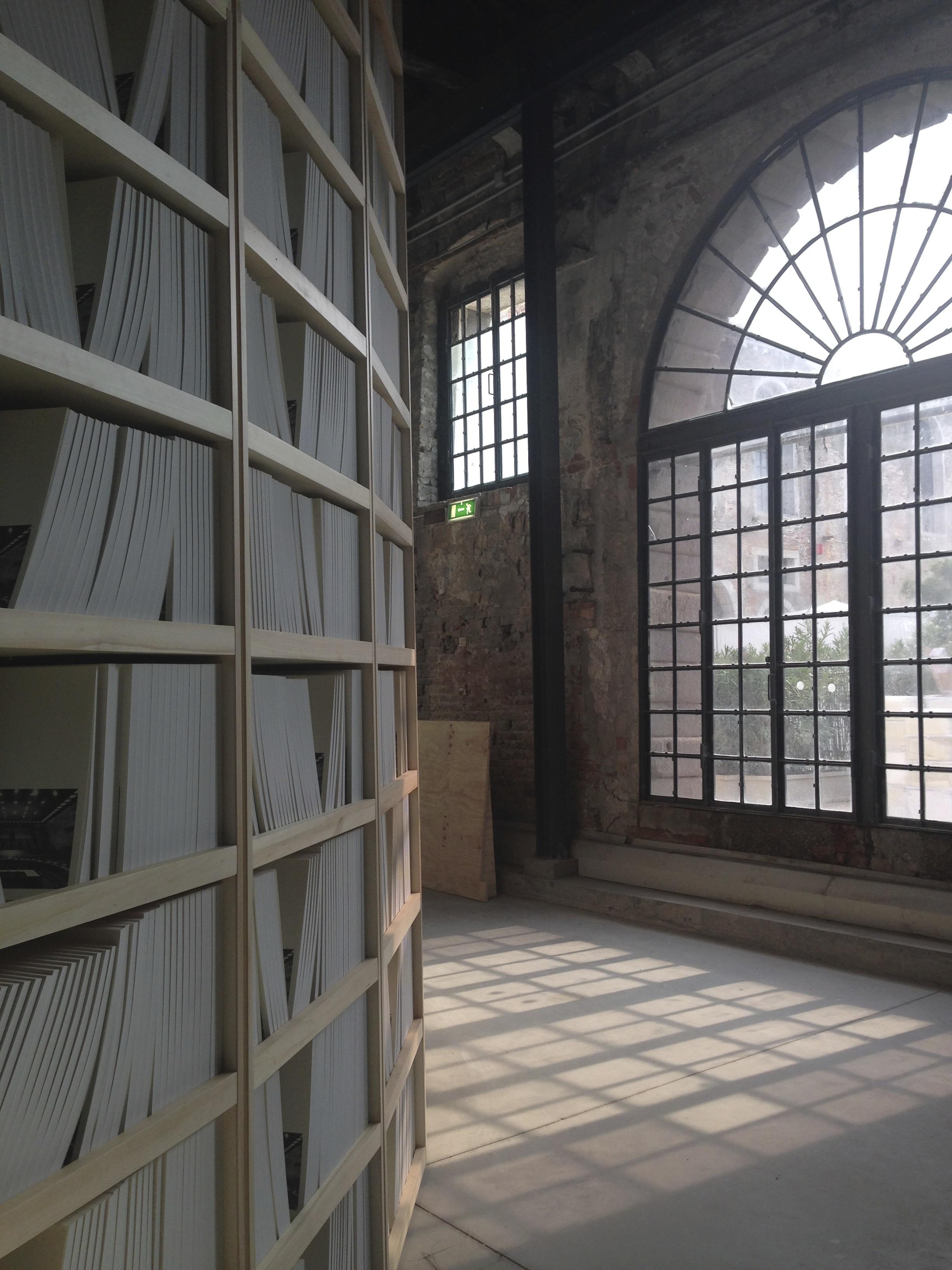 14th exhibition architecture - Venice Biennale 2014