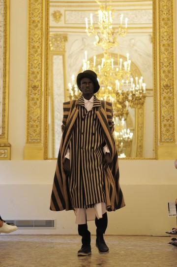 Felice Piacenza graduate collection - Polimoda Show 2014