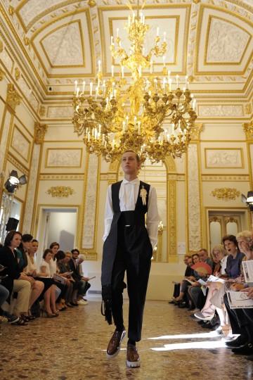 Marco Ciabatti graduate collection - Polimoda Show 2014