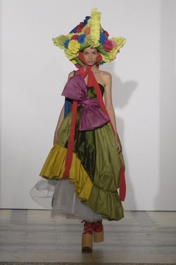 Hitomi Liu graduate collection - Polimoda Show 2014
