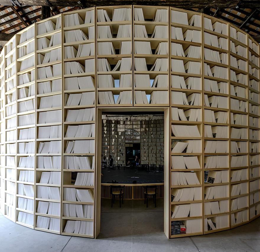 14th Iternational Architecture Exhibition