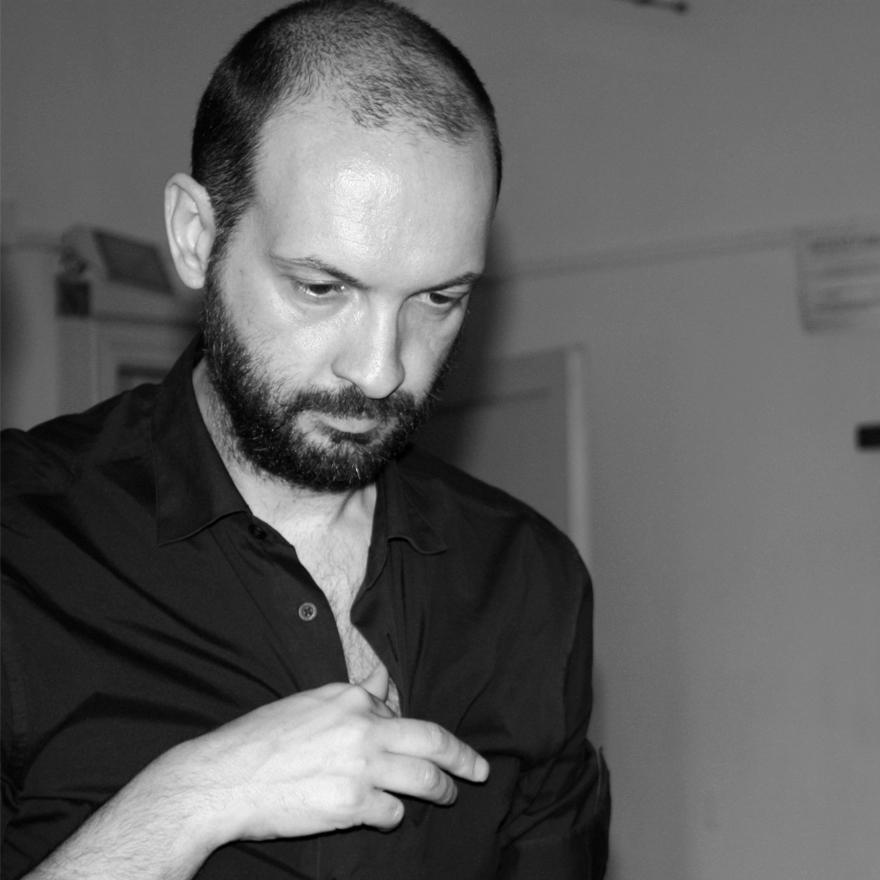 Gianpaolo D'Amico - ph. by Luisa Guerra